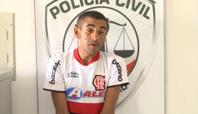 Homem acusado de matar companheira a golpes de faca é preso na zona rural de Caxias