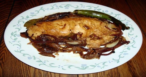 Adobong Bihud (Fish Eggs Adobo / Philippine Caviar) Recipe