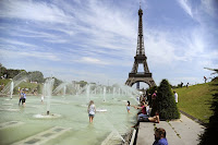 A Paris heatwave killed more than 700 people, more than half attributable to climate change, a new study says. (Credit: Getty Images) Click to Enlarge.