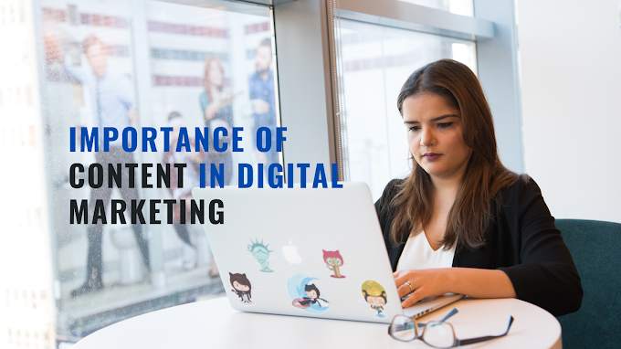 Importance of Content in Digital Marketing - Digital Prodata