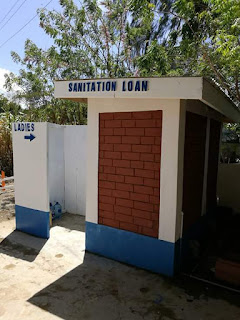 Imarika sacco is giving out sanitation loans