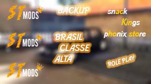 MTA:SA - BACKUP BRASIL CLASSE ALTA SNACK SCR