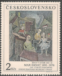 Czechoslovakia 1991 Everyday Homelife by Max Ernst