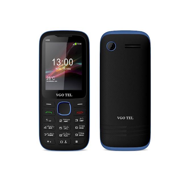VGO TEL i499 Flash File 100% Ok free download