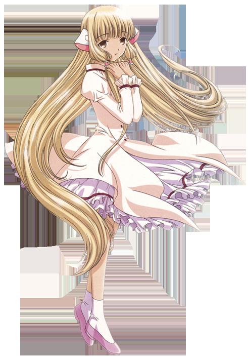 xem anime Chobits -Cô Gái Tiên Nữ
