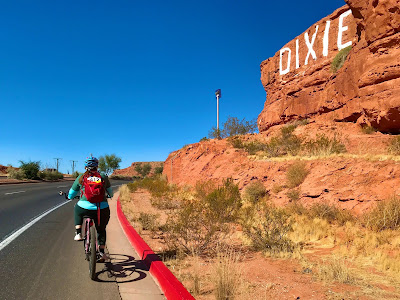 Cycling in St. George, Utah