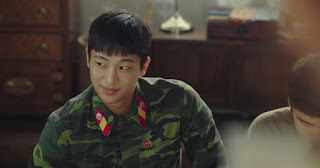 Profil Lee Shin-Young,pemeran Park Kwang Beom Di Serial Crash Landing On You