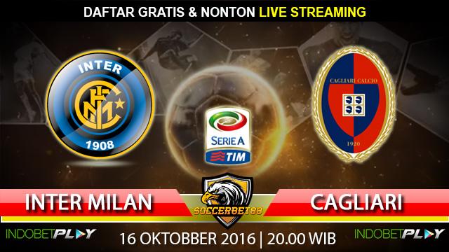 Prediksi Inter Milan vs Cagliari 16 Oktober 2016 (Liga Italia)