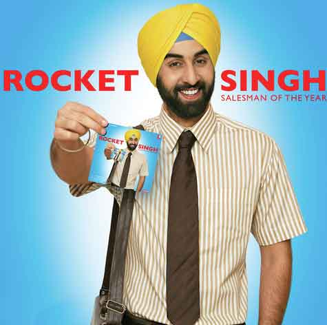 Rocket Singh The Sales Man of The Year Movie