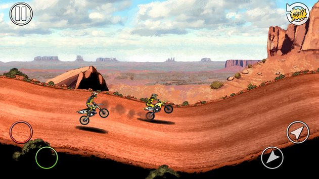 Download Game Mad Skills Motocross 2 V2.5.6 Apk MOD Unlocked For Android 2
