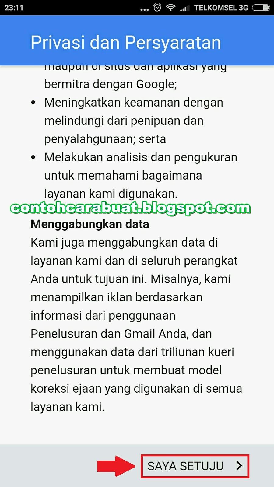 Buat Akun Gmail Baru Lewat Hp Android | Daftar Email