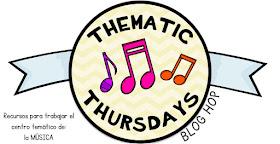 Thematic Thursdays: Música