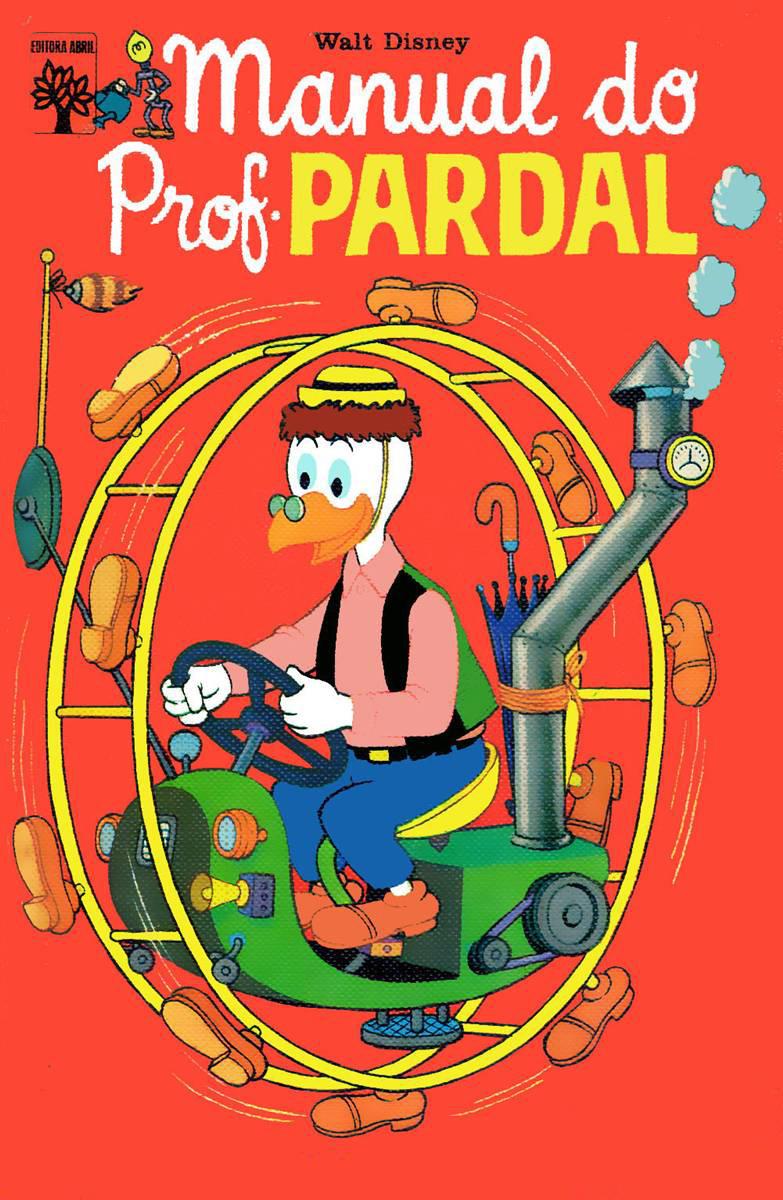 QUADRIKOMICS: Manual do Prof. Pardal