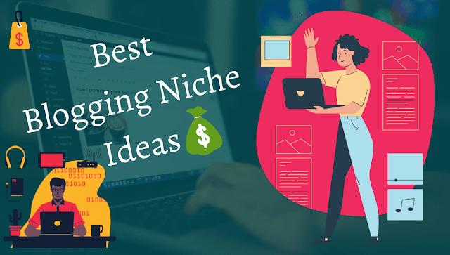 Best 13 Money Making Blogging Niche Ideas