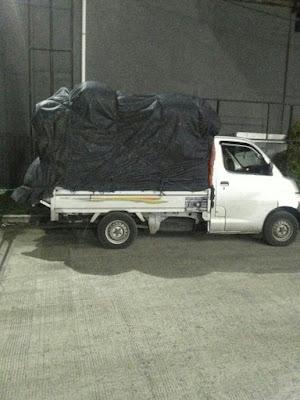taxi barang purwokerto jam