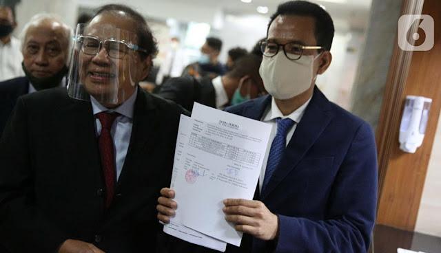 Ungkap Fakta Baru Pasca Pilpres 2019, Refly Yakin Menangi Judicial Review PT 0 Persen