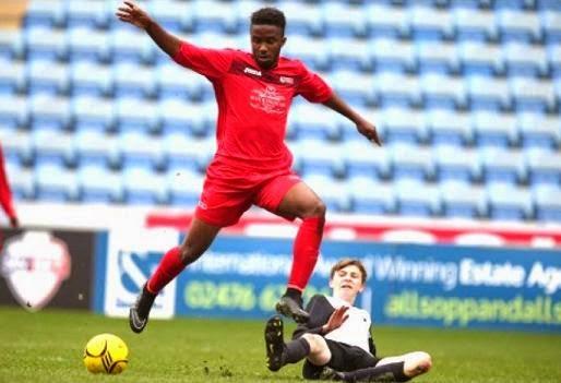 ibinabo son footballer