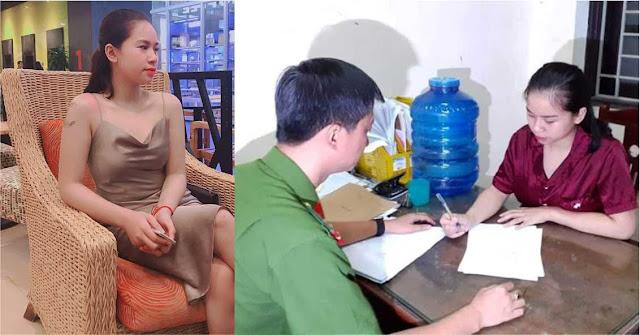 """Chiêu """"câu khách"""" của hotgirl 18 tuổi điều hành đường dây gái gọi cao cấp ở Nghệ An"""