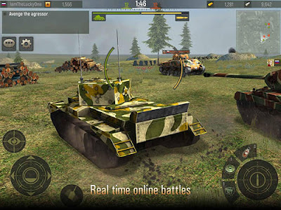 Grand Tank Shooter Game APK