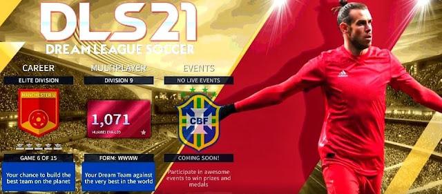 تحميل لعبة دريم ليج 2021 Dream League Soccer 2021 للاندرويد DLS 21