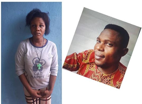 20-yr-old girl stabs her 35-years-old husband to death in Anambra