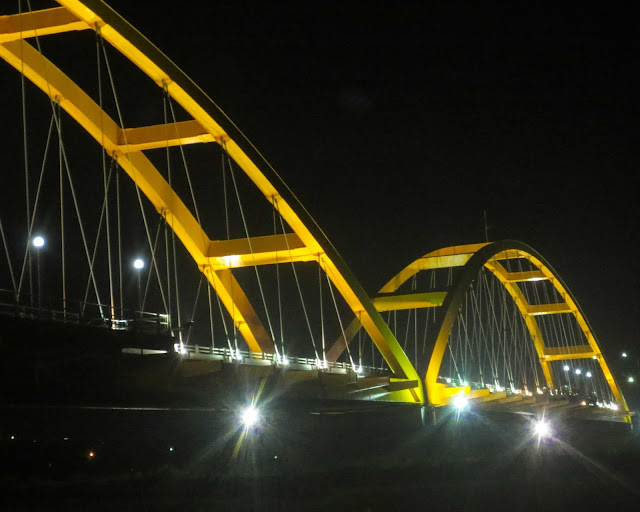 Jembatan Ponulele Palu