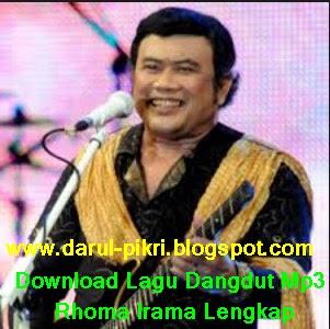 Download Lagu Dangdut Mp3 Rhoma Irama Lengkap