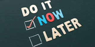 Procrastination | My Second Nature