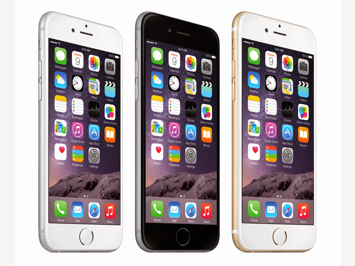 Apple Latest Iphone 6 and Iphone 6 Plus Price in India