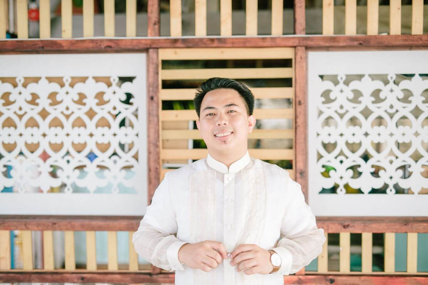 groom in barong