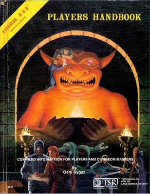 AD&D Players Manual