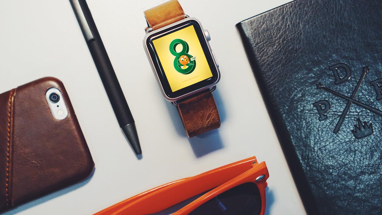 Disney announces exclusive Apple Watch wallpapers