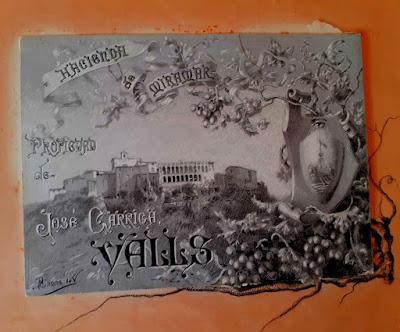 Cuadro pintado por Bonaventura Casas i Pàmies