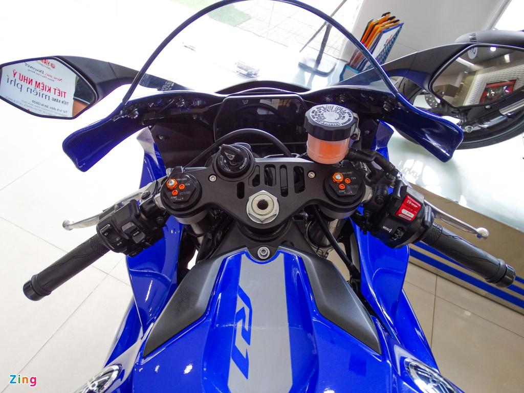 Yamaha YZF-R1 2020 tại VN - đối thủ BMW S 1000 RR, giá từ 729 triệu