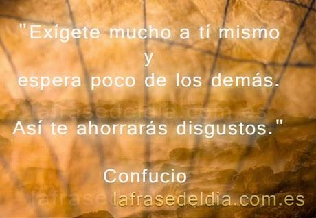 mensajes de Confucio