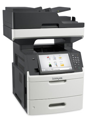 Lexmark MX711de Driver Download