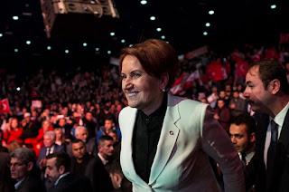 Το «Καλό Κόμμα» της Ακσενέρ αντίπαλος του Ερντογάν στις εκλογές της Τουρκίας