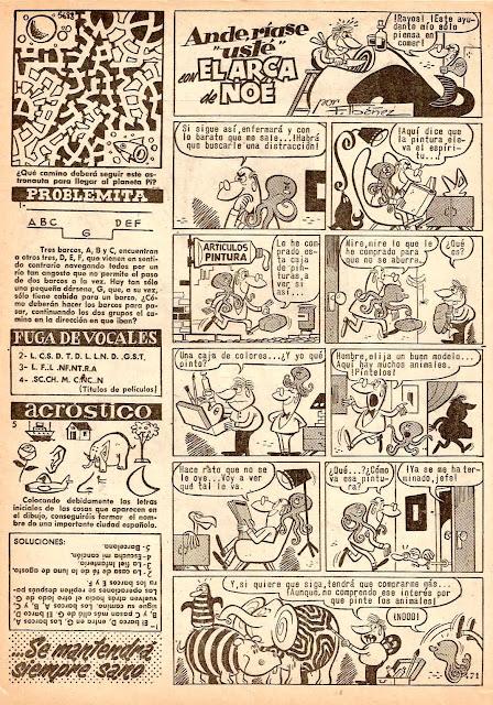 El Campeón de las Historietas nº 8 (2 de mayo de 1960)