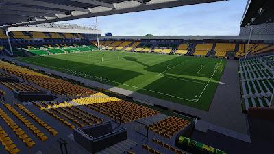 PES 2021 Stadium Carrow Road