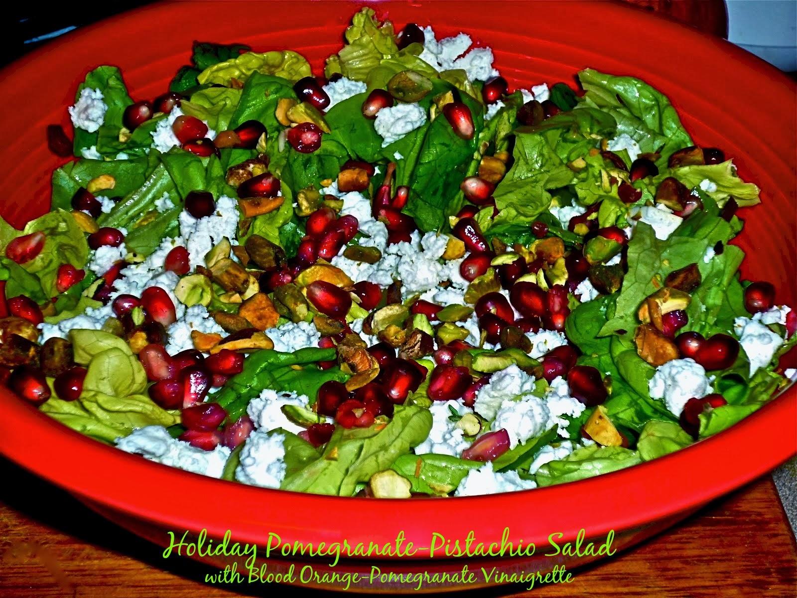 The Weekend Gourmet  Pomegranate  TheSaladBar...Featuring Holiday ... 62ebdf9098a0