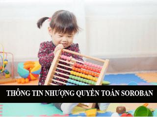 Thông tin nhượng quyền Soroban tại Long Khánh