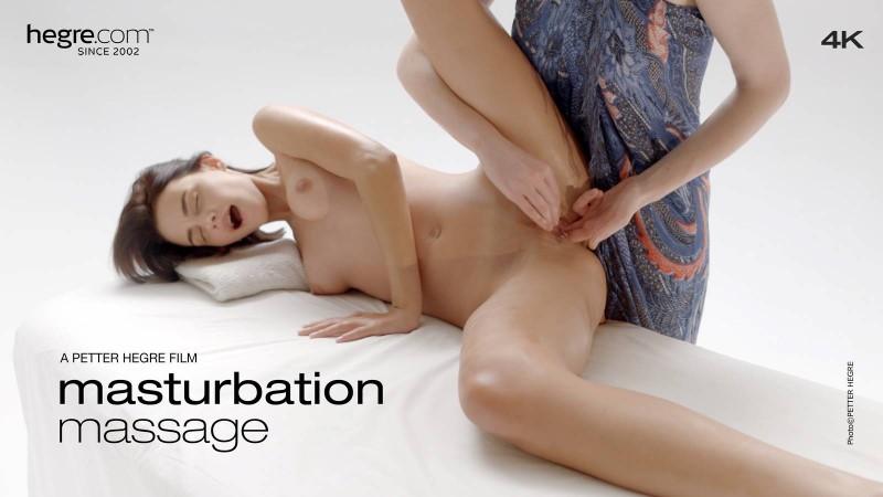 Hegre – Masturbation Massage