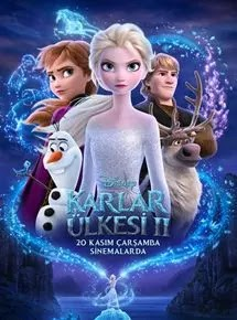 Karlar Ülkesi 2 ( Frozen 2 )