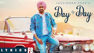 Day By Day Song Lyrics
