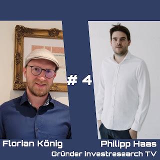 Philipp Haas und Florian König im Gespräch
