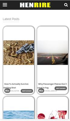 Cara Membuat Tampilan Halaman Blog Menjadi Grid Layout Mirip Blog Igniel