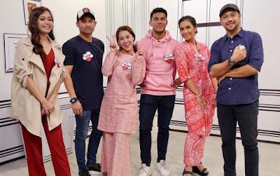 Senarai Pelakon Drama Bicara Cinta (Samarinda TV3)