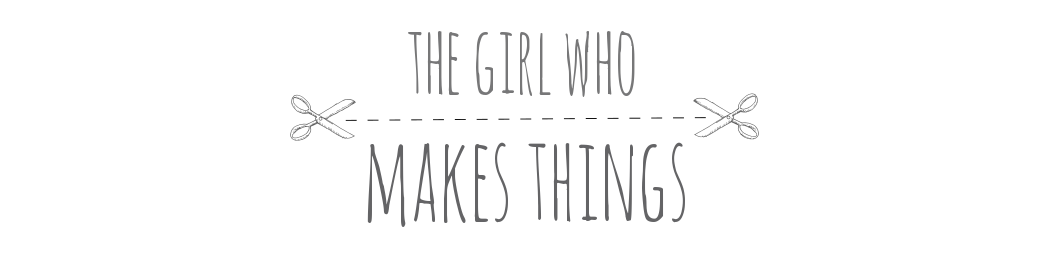 the girl who makes things