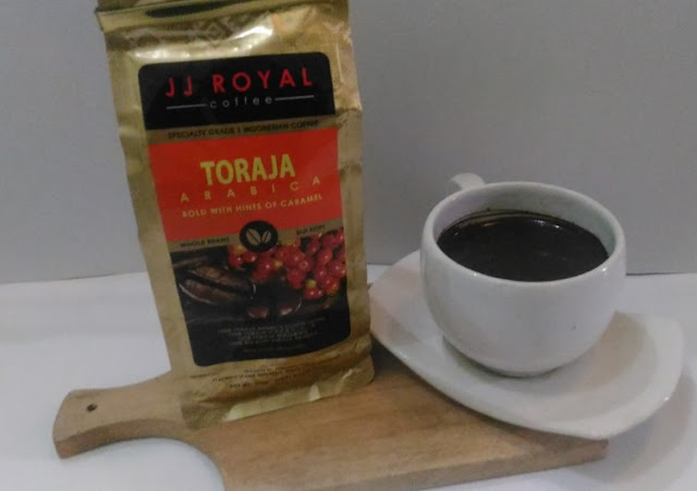 KOPI ARABIKA TORAJA – JJ ROYAL COFFEE
