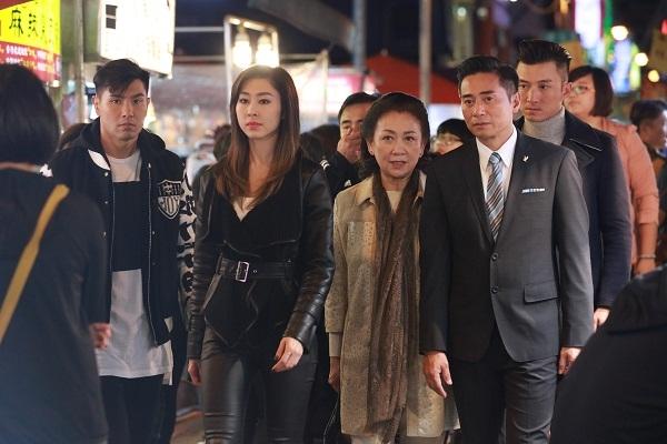 Cộng sự phim TVB lúc 19h00 trên kênh SCTV9 từ thứ 2 đến thứ 6